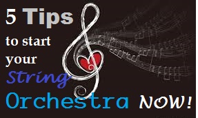 String Orch Tips