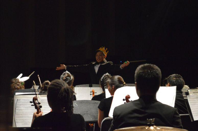 Danny Conducting Senior