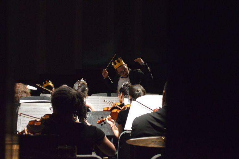 Leif Conducting Senior